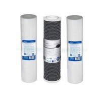 Комплект №1 Aquafilter (стандарт-осмос)