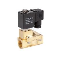Клапан электромагнитный нормально-закрытый RS косвенного действия