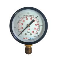 """Манометр радиальный MAITEC (0 - 6) 63мм, 1/4"""""""