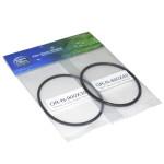 """Набор из верхнего и нижнего уплотнительных колец для корпусов 10"""" Aquafilter (2 шт.)"""