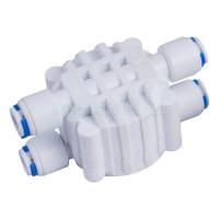 """Четырехходовой клапан 1/4"""" PG — 015-EZ"""