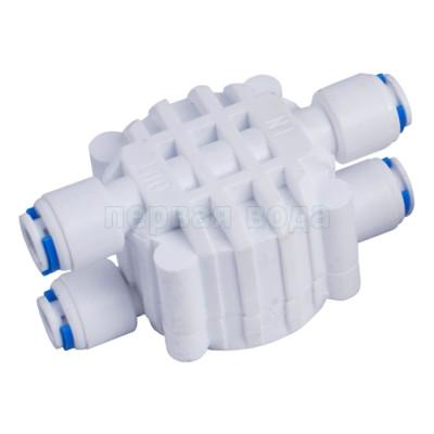 """Четырехходовой клапан 1/4"""" PG — 015-EZ -"""
