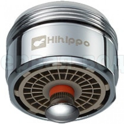 "Водосберегающая насадка на кран HP-2065 C технологией ""One Touch"" ( вода выключается/ включается кратким нажатием на насадку) -"