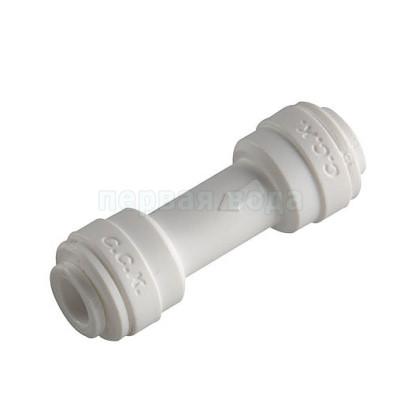 """Клапана и ограничители - Обратный клапан прямой C.C.K. 1/4"""" - фото 1"""