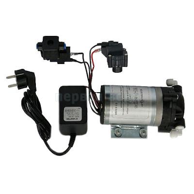 Насос для систем обратного осмоса в сборе WE-P 6010 (без пластины) -