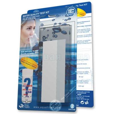 Тест для воды FXT-3-AQ Aquafilter -