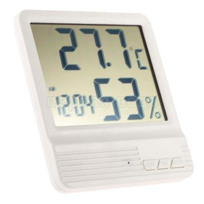 0 - Электронный измеритель температуры и влажности (подарок к осмосу) - фото 1