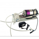 Комплект повышения давления Raifil RO-500-220 (75G) в сборе на пластине