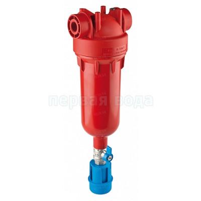 """Магистральные фильтры - Самопромывной фильтр Atlas Hydra Hot-RAH-90 3/4"""" (для горячей воды) - фото 1"""