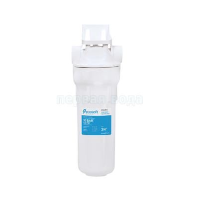 Магистральные фильтры - Фильтр магистральный (механической очистки) Ecosoft 3/4 (FPV34PECO) - фото 1