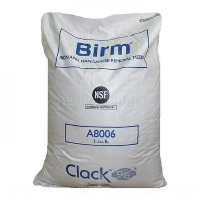 Обезжелезивающая загрузка Birm - Clack Corporation (США)