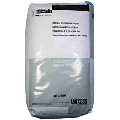 Фильтрующие и расходные загрузки - Умягчающая смола Bayer Lewatit S 1567 - фото 1
