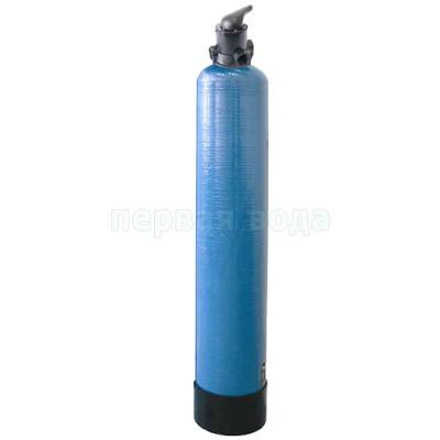 Обезжелезивание воды - Фильтр обезжелезиватель Первая вода OPV-1665 Birm Эконом (с ручным клапаном) - фото 1