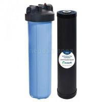 Фильтр Ecosoft BB20 (FPV4520ECO) + с картриджем для удаления сероводорода CRVS4520ECOEXP