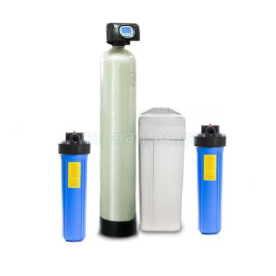 Готовые решения очистки воды «под ключ» - Набор оборудования для комплексной очистки воды «Рациональный» - фото 1