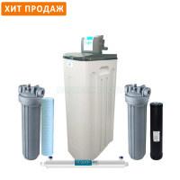 Набор оборудования для комплексной очистки воды «Премиальный-Компакт»