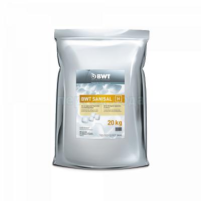 Фильтрующие и расходные загрузки - Соль таблетированная SANITABS, упак. 8 кг - фото 1