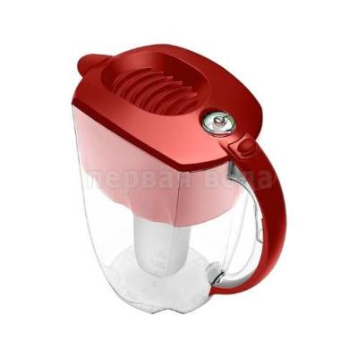 Фильтры-кувшины - Фильтр кувшин Аквафор Люкс (красный)  - фото 1
