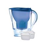Фильтр кувшин Brita Marella XL (голубой) + 2 картриджа