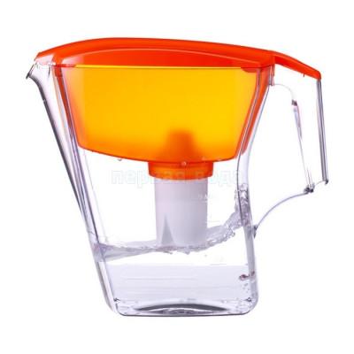 Фильтры-кувшины - Фильтр-кувшин АКВАФOР Лаки (оранжевый) - фото 1
