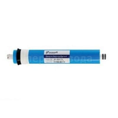 Мембраны обратноосмотические, ультрафильтрация - Мембрана обратноосмотическая Ecosoft 75 GPD (CP-1812-75)  - фото 1