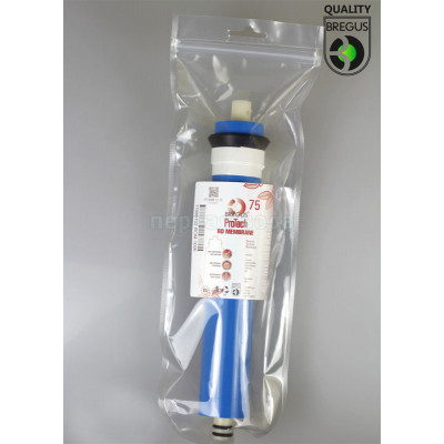 Мембраны обратноосмотические, ультрафильтрация - Мембрана обратноосмотическая Bregus® Classic 75GPD - фото 1