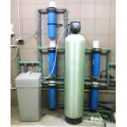 Система комплексной очистки воды, с.Козиевка