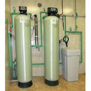 Система очистки воды беспрерывного действия с ультрафиолетовой лампой, с. Малютянка