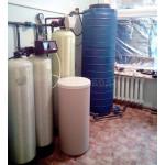 Станция очистка воды для больницы г. Павлоград