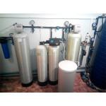 Очистка воды для больницы г. Павлоград