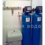 Система очистки для обезжелезивания и умягчения воды г.Первомайск