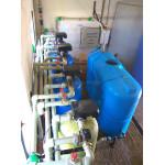 """Система обезжелезивания воды на молочной ферме """"Агровест Групп"""""""