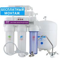Фильтр с обратным осмосом Raifil GRANDO 6 PREMIUM эко (с pH корректором)