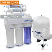 Фильтр с обратным осмосом AquaLine RO-7 Antioxidant