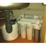 Фильтр с обратным осмосом AquaLine RO-6