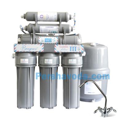 Фильтры обратного осмоса - Фильтр с обратным осмосом Bregus® Classic Silver RO7 - фото 1
