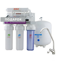 Фильтр с обратным осмосом Raifil 5+ Premium RO905-550BP-EZ (с насосом)