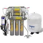 Фильтр с обратным осмосом Bluefilters New Line RO-8+Pump