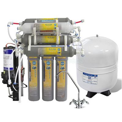 Фильтр с обратным осмосом Bluefilters New Line RO-8+Pump - Bluefilters New Line (Германия)