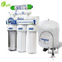 Фильтр с обратным осмосом PAqua RO-7 Эко (с pH корректором)