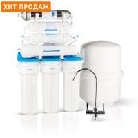 Фильтр с обратным осмосом Aquafilter RX-RO7-75