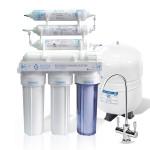 Фильтр с обратным осмосом AquaMarine RO-7 bio