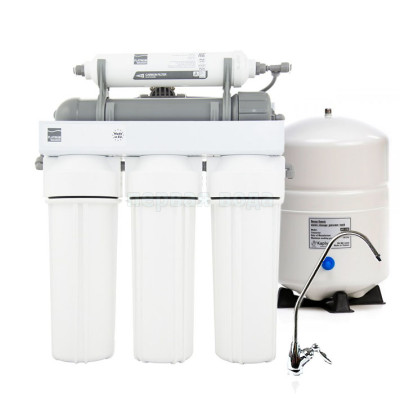 Фильтры обратного осмоса - Фильтр с обратным осмосом Platinum Wasser PLAT-F-ULTRA 5 - фото 1