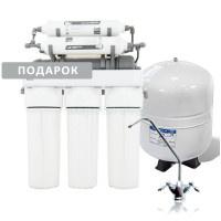 Фильтр с обратным осмосом Platinum Wasser PLAT-F-ULTRA 6