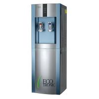 Пурифайер напольный Ecotroni H1-U4L Silver с подогревом и охлаждением воды