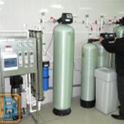 Система получения питьевой воды высокого качества, 5-я больница г. Киев