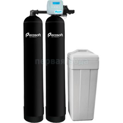 Умягчители для производства - Фильтр умягчения воды Ecosoft FU 1465CE Twin - фото 1