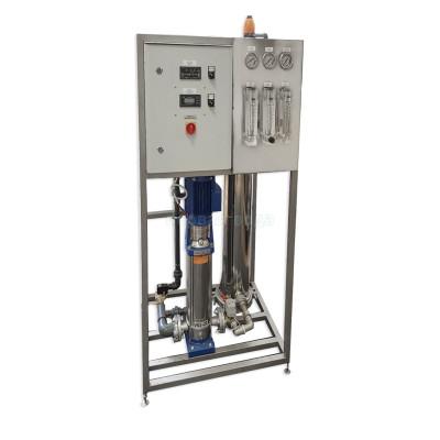 Установки промышленного обратного осмоса - Система обратного осмоса PVRO-1000 с контроллером (1000 л/час) - фото 1