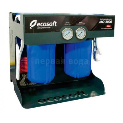 Фильтры для офисов и кафе - Фильтр обратного осмоса Ecosoft Robust 3000 - фото 1
