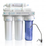 Проточный фильтр AquaMarine 5UF c умягчением